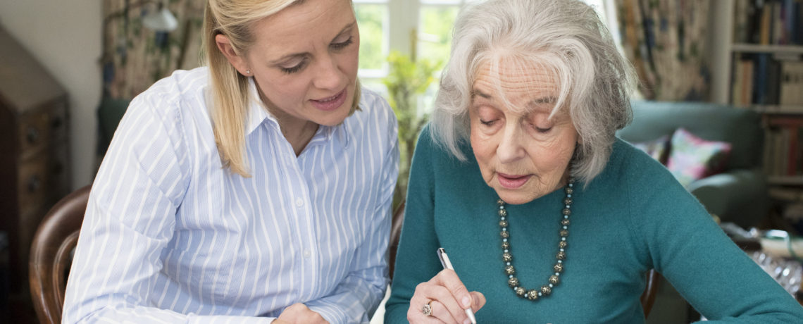 Helping protect against elder financial abuse